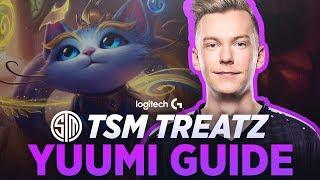 How to Play Yuumi Like a Pro - TSM Treatz