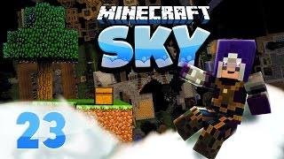 Der höchste Blitzableiter der Welt! - Minecraft SKY Ep. 23 | VeniCraft