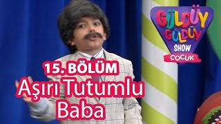 Güldüy Güldüy Show Çocuk 15. Bölüm, Aşırı Tutumlu Baba Skeci