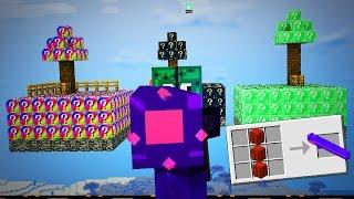 1700% POWER OP BAZOOKA - Minecraft LUCKY BLOCKS KING