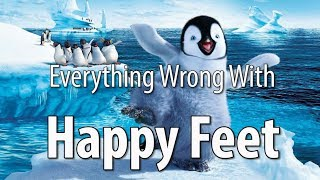 Everything Wrong With Happy Feet In 14 Minutes Or Less