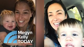 Mom Who Lost Her Son In Drowning Accident Joins Morgan Miller To Tell Her Story   Megyn Kelly TODAY