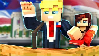 Der neue Präsident von Minecraft EMPIRE!