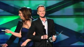Neil Patrick Harris( Barney stinson) People Choice Award at 1990 and 2011