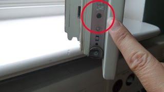Dreh 2x im Jahr diese Schraube am Fenster - Du wirst verdammt viel Geld sparen!