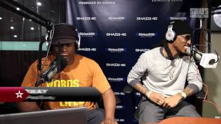 Future Answers Personal Questions about Ciara on Sway in the Morning
