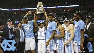 North Carolina Returns To The Final Four   Hype Video