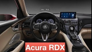 2019 Acura RDX | interior | exterior | release date |features| luxurious suv | cargurus | top 10