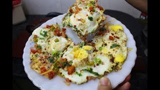 Tawa Omelette Recipe By AAmna