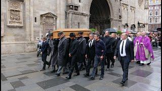 Funeral of Formula 1 Legend Niki Lauda