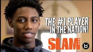 RJ Barrett: Up Close & Personal w/ The #1 PLAYER IN THE NATION!!!