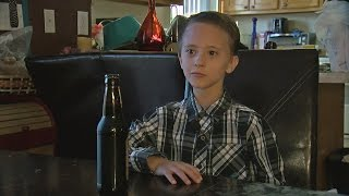 8-year-old boy served alcoholic root beer at TGI Friday