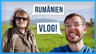 """Transsilvanischer Vlog und """"Making of Andreas Klebrig"""""""