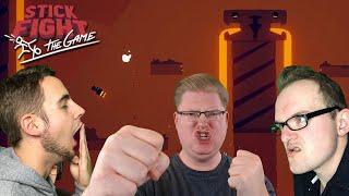 SO viele verschiedene WELTEN 🎮 Stick Fight: The Game #2