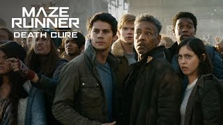 "Maze Runner: The Death Cure | ""The Wall"" Clip 