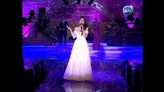 #Miss Egypt  نجمة ستار اكاديمي #نسمة محجوب تغني سلمولى على مصر