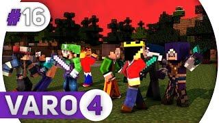 ARMAGEDDON! - Minecraft VARO 4 Ep. 16 | VeniCraft | #ZickZack
