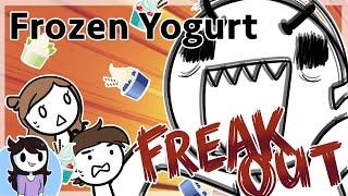 Frozen Yogurt Freak Out