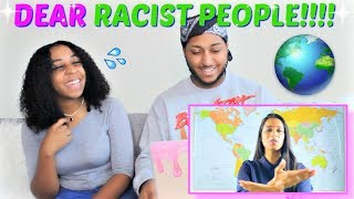 "IISuperwomanII ""A Geography Class for Racist People"" REACTION!!!"
