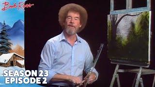 Bob Ross - Forest Edge (Season 23 Episode 2)