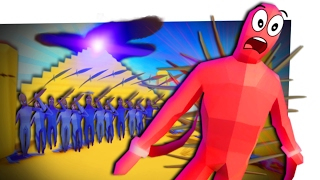 IST ER UNBESIEGBAR? | (TABS) Totally Accurate Battle Simulator - Witzige Momente (Funny Moments Ger)