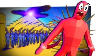 Der Dark Peasant ist UNBESIEGBAR! | Totally Accurate Battle Simulator (Tabs)