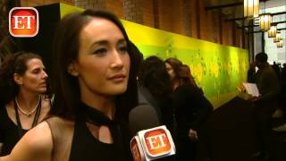 Maggie Q on The