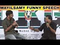 Mayilsamy Funny Speech   LKG Movie   RJ ...mp3