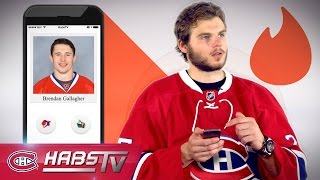 If Alex Galchenyuk were on TINDER: Brendan Gallagher, Katy Perry + more