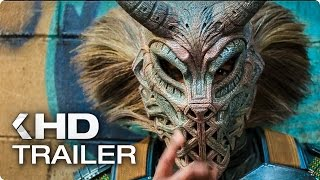 BLACK PANTHER Trailer German Deutsch (2018)