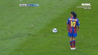 Ronaldinho: 14 Ridiculous Tricks That No One Expected