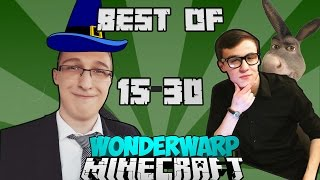 Best of Minecraft Wonderwarp ft. ArazhulHD & Chaosflo44 [Folge 15-30]