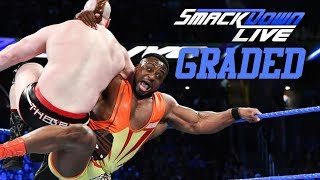WWE SmackDown Live: GRADED (7 August) | The New Day Vs. The Bar Is FANTASTIC