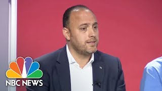 Husam Zolmot: Donald Trump Wants Peace Deal Between Israel And Palestinians | NBC News
