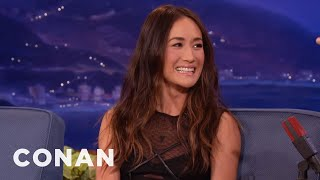 Maggie Q Is All About Female Independence