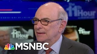 Former Watergate Prosecutor: President Trump Tweets Will Destroy Travel Ban | The 11th Hour | MSNBC