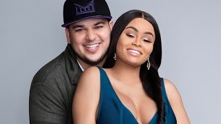 Rob Kardashian Sends Ex Blac Chyna A HEARTFELT Mother