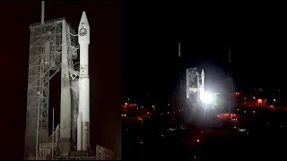 Atlas V NROL-52 Launch Aborted Due to Bad Weather