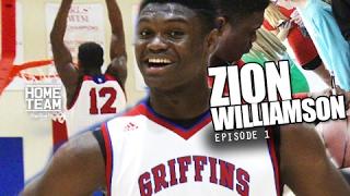 "Zion Williamson: Episode 1 ""On The Rise"""
