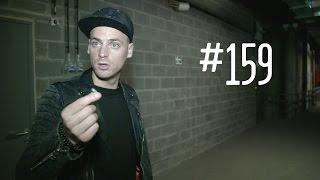 #159: Nacht in een Metrotunnel [OPDRACHT]