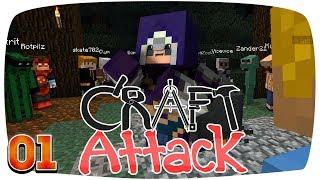 CRAFT ATTACK 5 Ep. 01