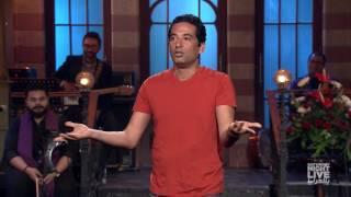 سبب خوف عمرو سعد من البرامج - SNL بالعربي