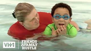 T.I. & Tiny: The Family Hustle | Fear of Water | VH1