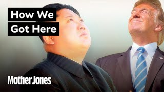The US-North Korea relationship is scary and complicated. Here
