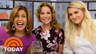 Meghan Trainor Talks Baby Plans With Kathie Lee Gifford and Hoda Kotb | TODAY