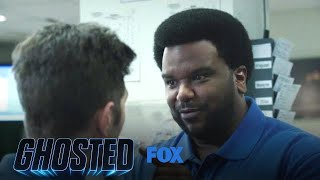 Leroy And Max Find Their Way Into The Reactor | Season 1 Ep. 1 | GHOSTED