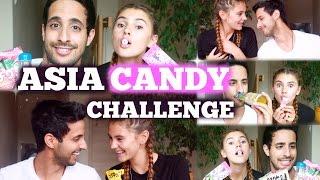 ASIA CANDY CHALLENGE mit Stefanie Giesinger! | Sami Slimani