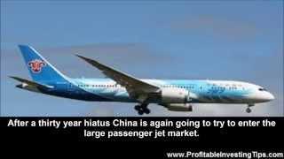 Will the New Chinese Passenger Jet Hurt Boeing?