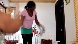 * SAMUZ PRAN KOUTBA  * Ti- Anold, Mamoun, Silfiz ( Full comedy ) YouTube comedy