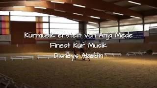 Lia & Alfi - A Dressur Kür  - Finest Kür Musik (Aladdin)